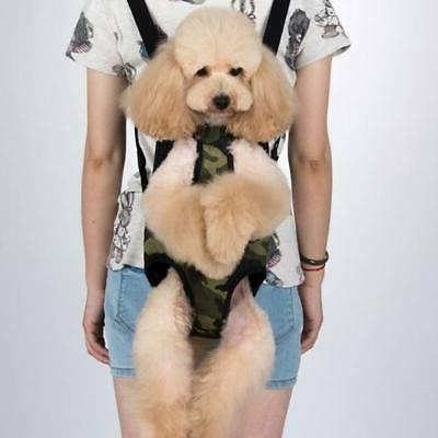 Pet Backpack Carrier Legs Out Bag