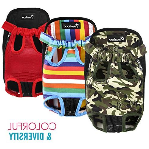 PAWABOO Adjustable Front Bag, Out, for Traveling Extra