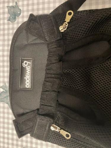 Pawaboo Pet Carrier Backpack Small Dog