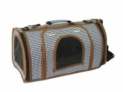 pet carrier dog cat airline bag tote