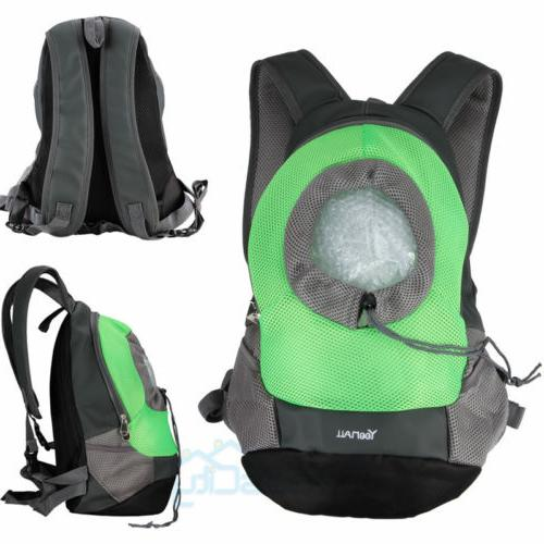 Pet Puppy Mesh Backpack Carrier Bags