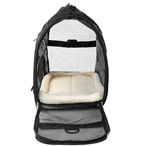 PetTech Pet Carrier for Small Kittens, Pets, Friendly, and Soft Dog Carry Your Pet You and Comfortably