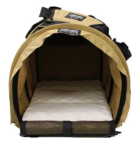 pet carrier durable polyester feather