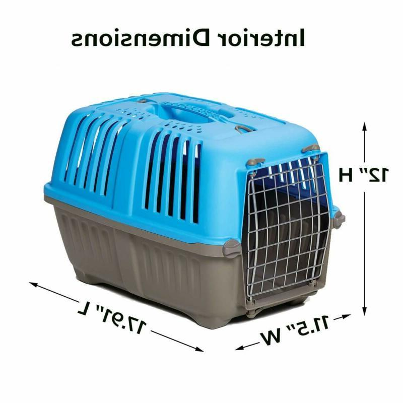Pet Carrier Dog Cat Home Side Inch