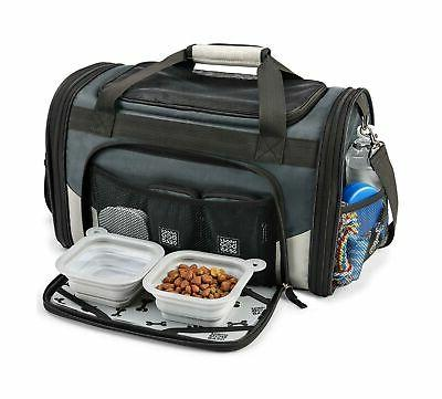 Mobile Dog Pet Carrier Plus, Food