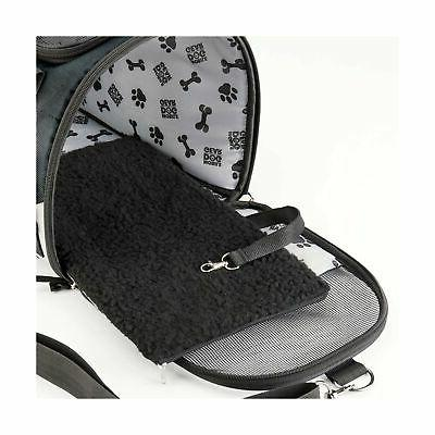 Mobile Dog Carrier Small Dog Carrier Includes Food