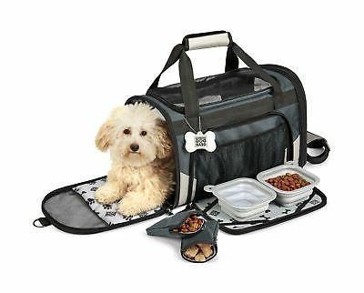 pet carrier plus small dog carrier includes