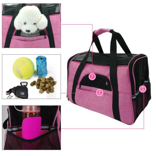 Soft Dog Comfort Tote Pet Approved