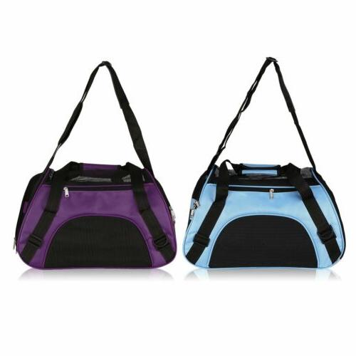 Pet Carrier Medium Cat Comfort Travel Approved M