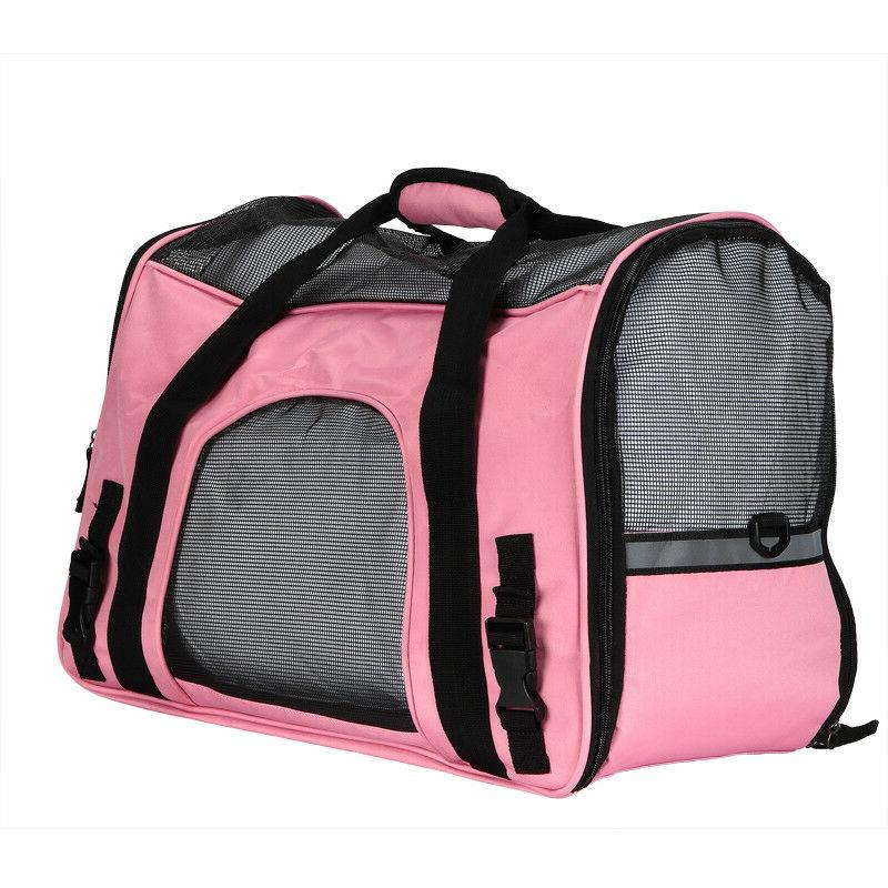 Pet Soft Sided Large Bag Airline Approved US
