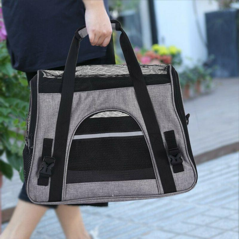 Pet Carrier Puppy Dog Tote Airline Approved