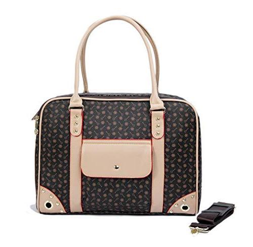 pet carrier tote around town