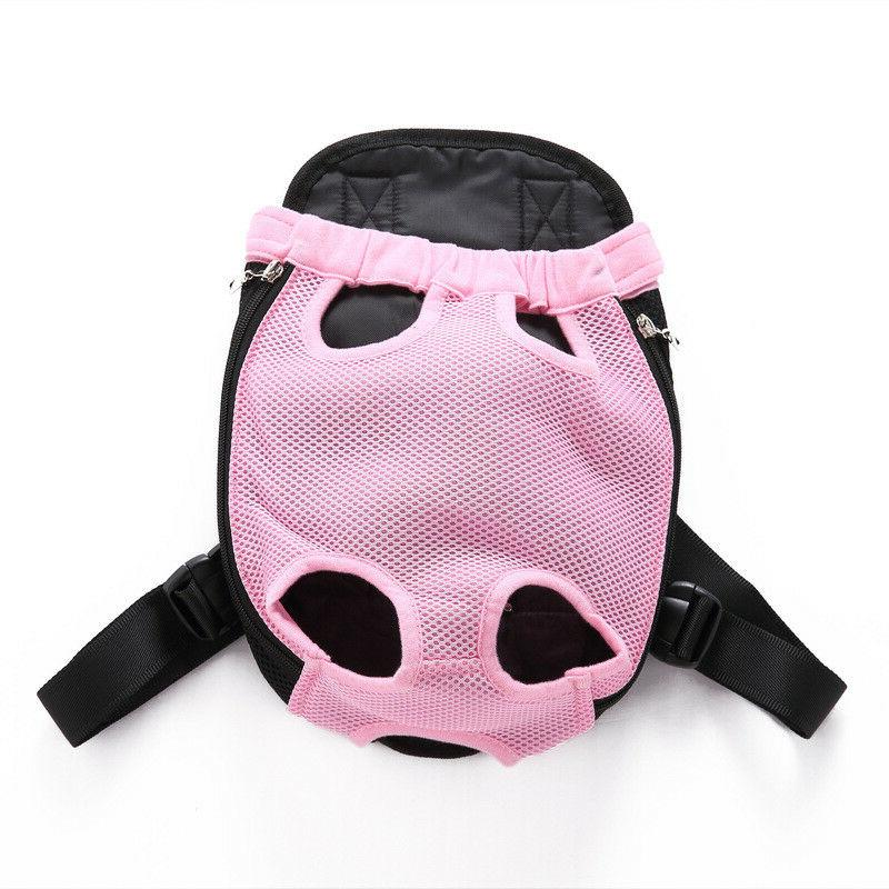 Pet Dog Puppy Pouch Bag Back Legs Out