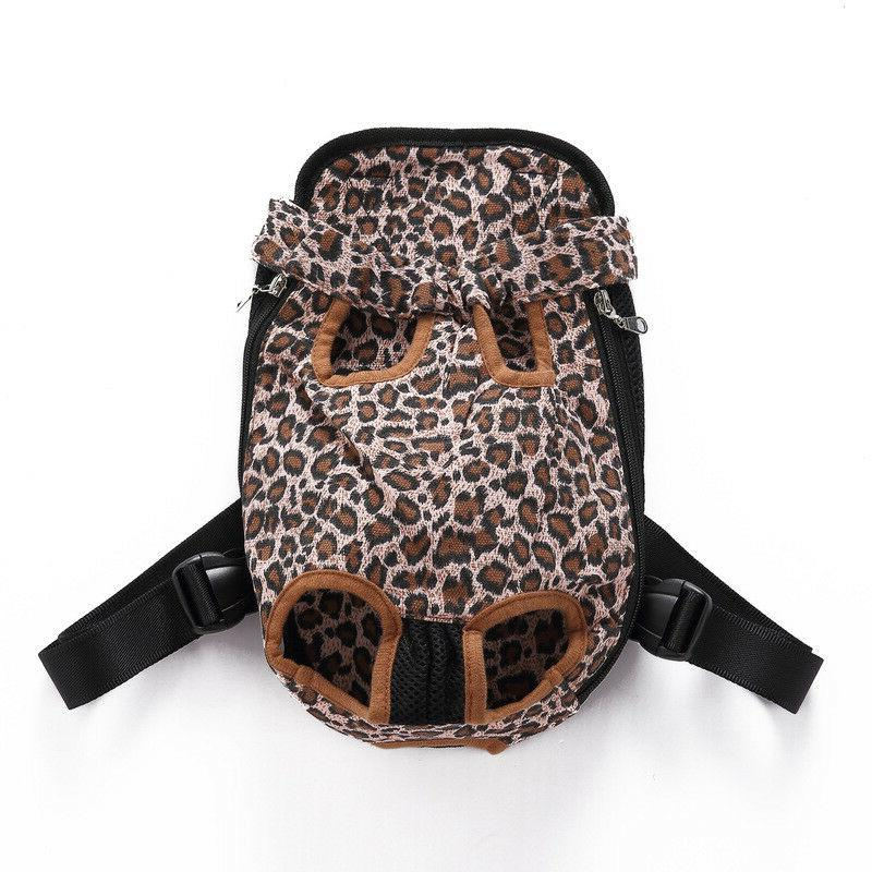 Pet Dog Backpack Puppy Pouch Bag Legs New
