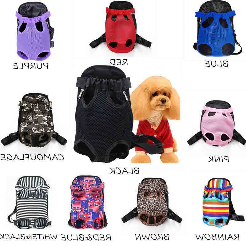pet dog backpack carrier puppy pouch cat