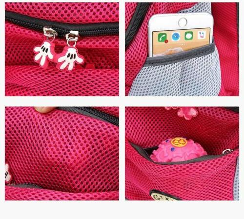 Pet Dog Carrier Mesh Backpack Travel Front Travel US