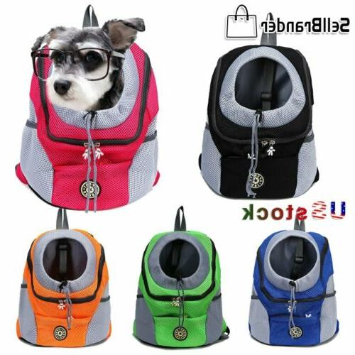 pet dog carrier puppy mesh backpack travel