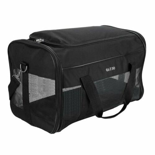 Pet Dog Cat Kennel Portable Carry Large Size