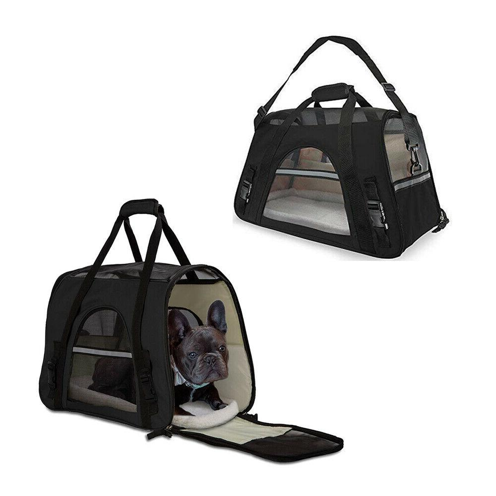 Pet Dog /Small Carrier Sided Comfort Bag Approved