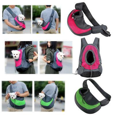 Pet Dog Cat Carrier Comfort Travel Shoulder S/L