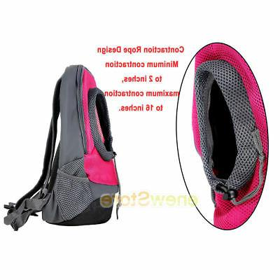Pet Dog Shoulder Sling Backpack S/L