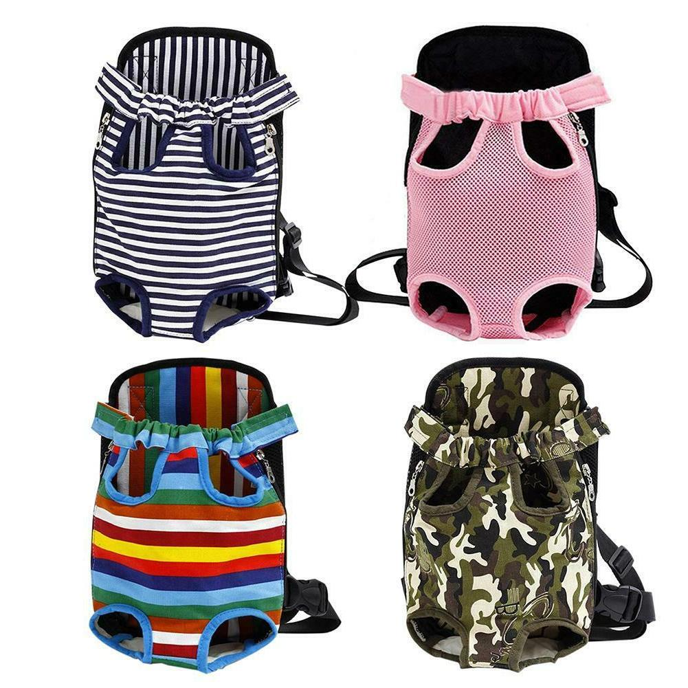 Pet Dog Carrier Outdoor Travel Products Breathable Shoulder