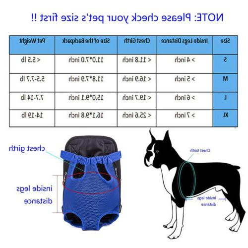 Pet Carrier Front Net Bag