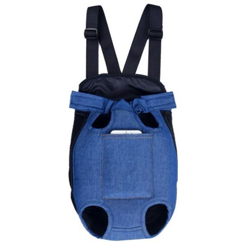 Pet Dog Cat Carrier Front Backpack Bag Mesh Out