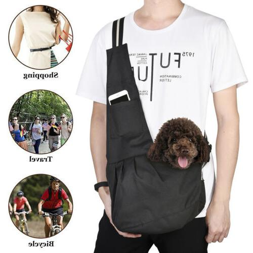 pet sling carrier bag tote shoulder dog