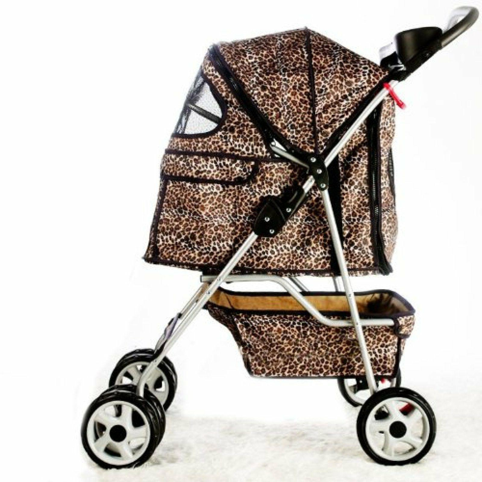 pet stroller for small dog cat 4