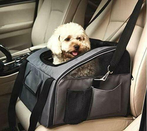 PetComer Car Seat Airline for Dog Small