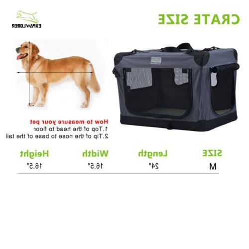 Soft Kennel for 2 Door Soft Sided Pet