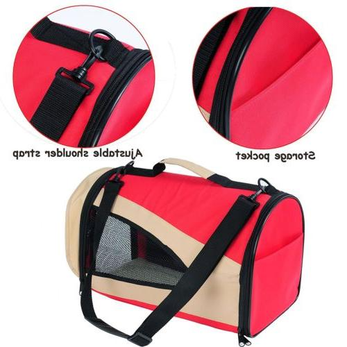 Portable Puppy Tote Cage Bag Kennel