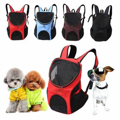puppy small dog carrier travel front back