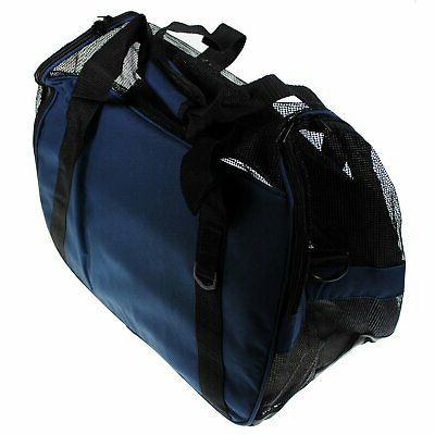 """S4O 17"""" 8"""" x Soft Travel Carrier Dog Tote -"""