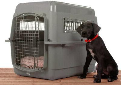 Petmate Dog Crate Travel Items Included