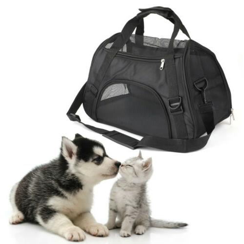 Small Cat/Dog Soft Sided Travel Case US
