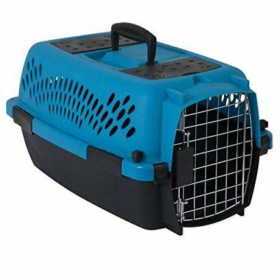 small pet carrier crates dog cat porter