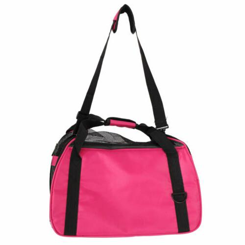 Small Pet Nylon Handbag Travel Approved
