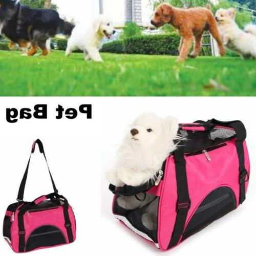 small pet carrier tote bag dog cat