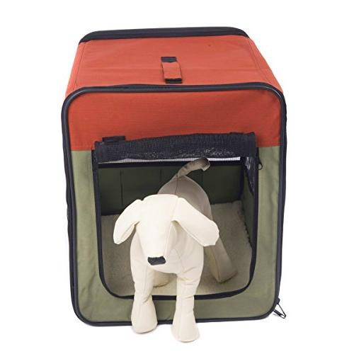 "Favorite Vet Visit Travel Foldable 36""L x 26""W 29""H,"