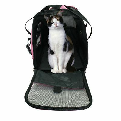 Soft Sided Cat Comfort Tote Pet Approved