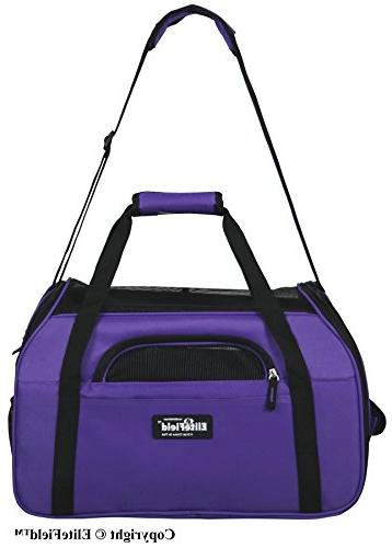 EliteField Soft Pet Carrier Multiple and