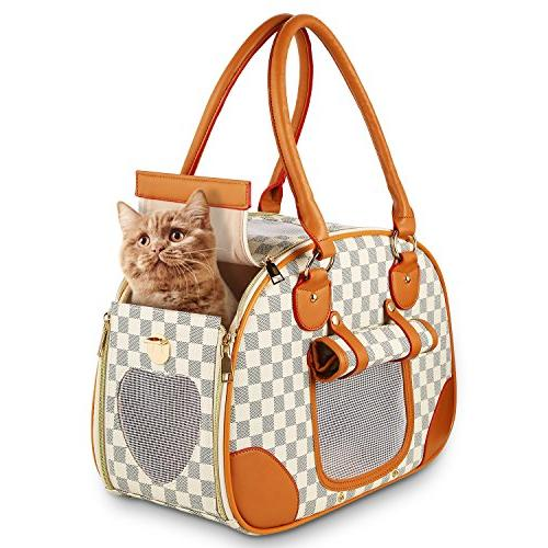 soft sided pet carrier