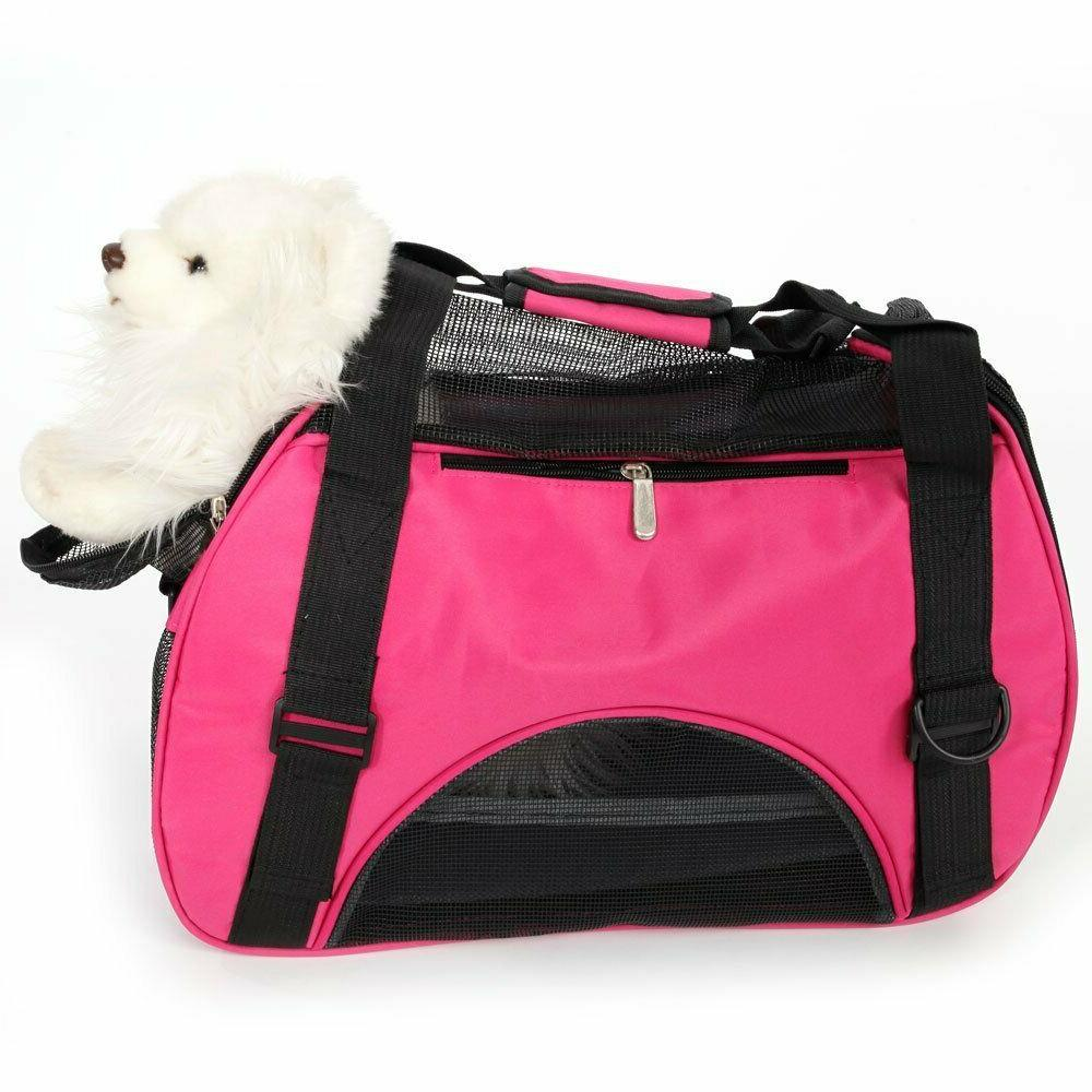 Soft-Sided Carrier Bag Dog Cat Puppy L