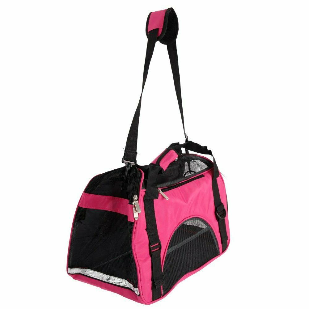 Soft-Sided Bag Airline Approved Dog Cat