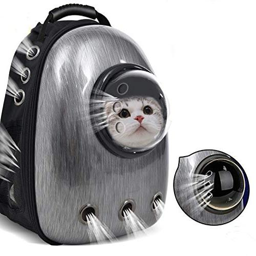 space cabin pet carrier backpack