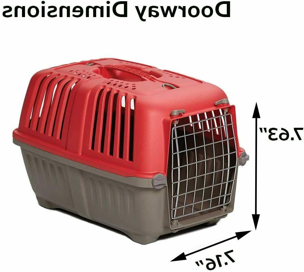 Tiny Pet Carrier 19-INCH Hard-Sided In ONE