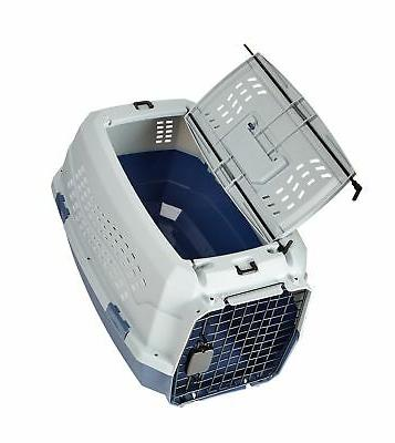 """23"""" Two Load Pet Kennel Puppy"""