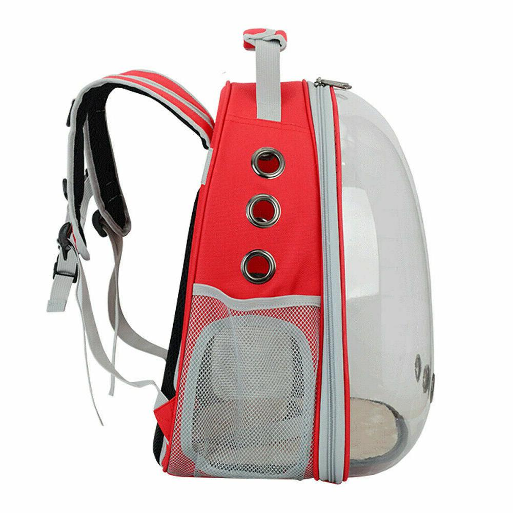 Dog Puppy Carrier Travel Bag Capsule Fullview